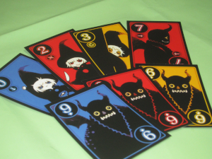 マジョリティ カード画像