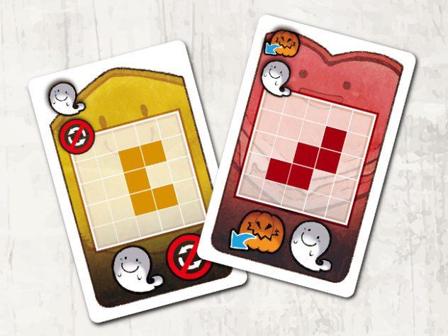 スイーツスタック-お菓子カードの例
